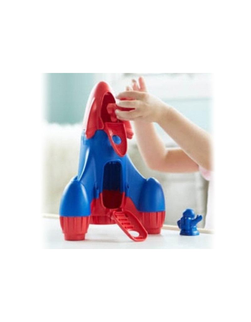Green Toys Stoere raket | blauw