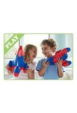 Green Toys Stoere raket | rood