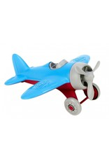 Green Toys Cool vliegtuig | blauw