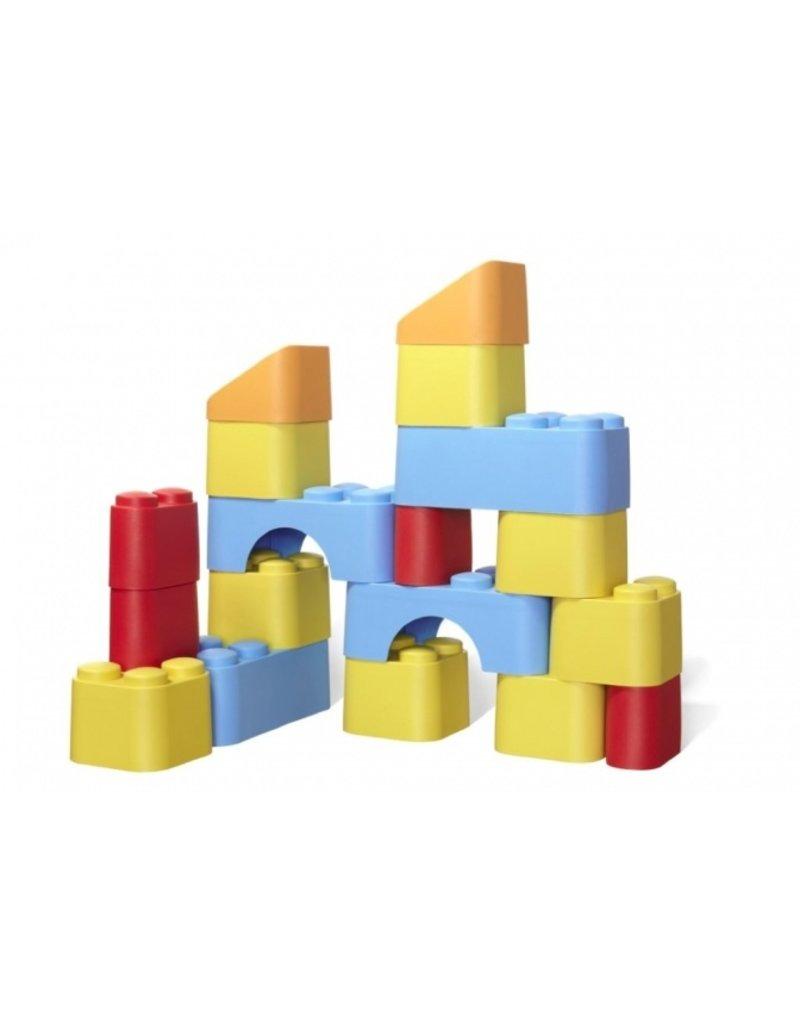 Green Toys Grote stapelblokken
