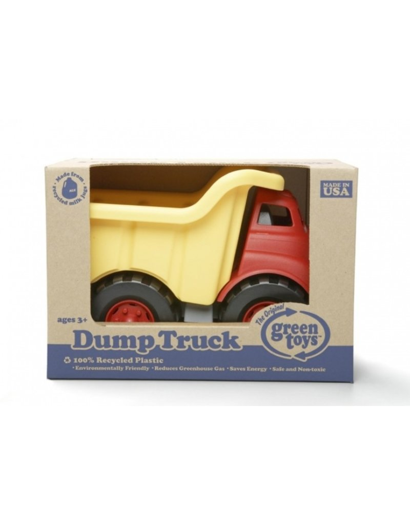Green Toys Stoere kiepwagen
