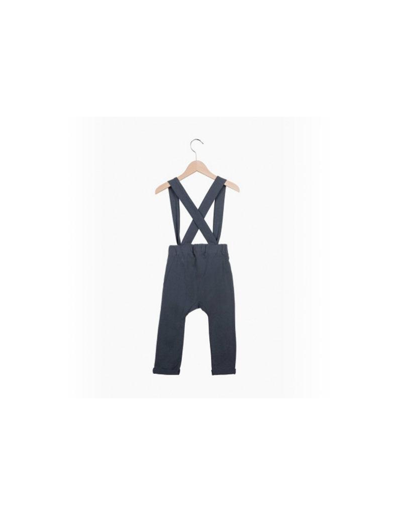 House of Jaimie Suspender pants Vintage grey