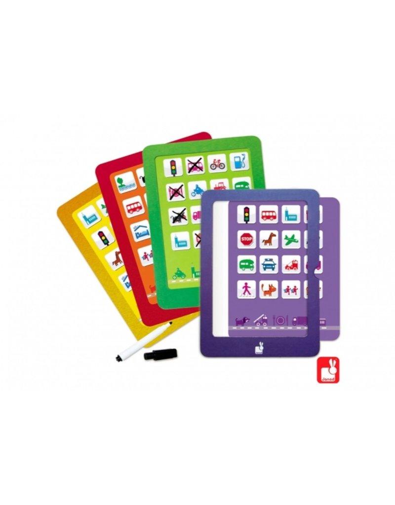 Janod Bingo spel voor tijdens het reizen