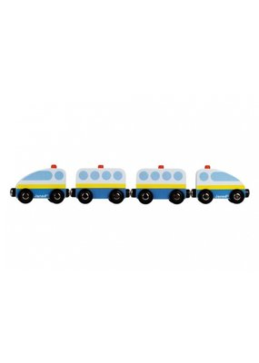 Janod Story trein - brandweer