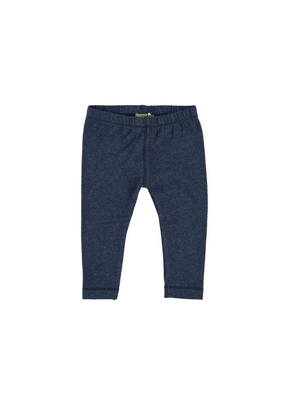 Kidscase Bay organic stretch legging - dark blue