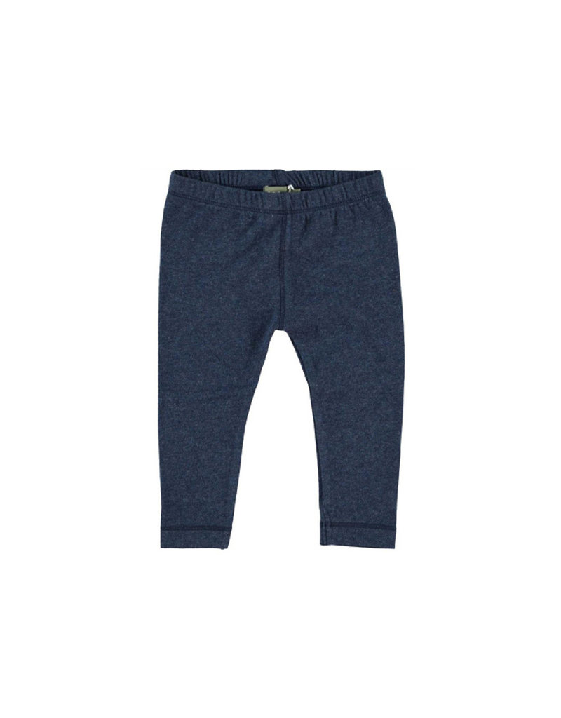 Kidscase Bay organic stretch legging - dark blue