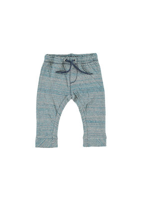 Kidscase Sugar organic broekje - off white/green