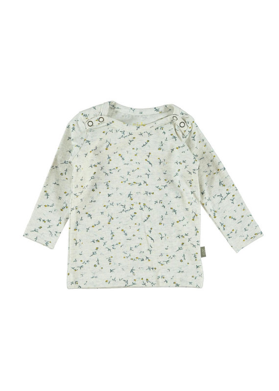 Kidscase Happy organic t-shirt - off-white