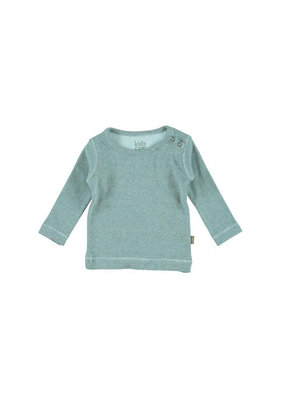 Kidscase Hope t-shirt lange mouw - light blue