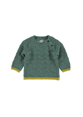 Kidscase Nat sweater - green