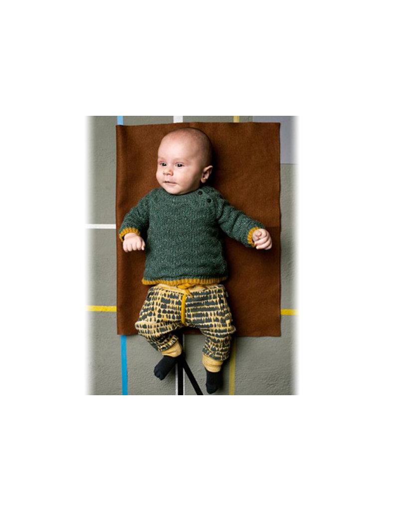 Kidscase Nat sweater - green