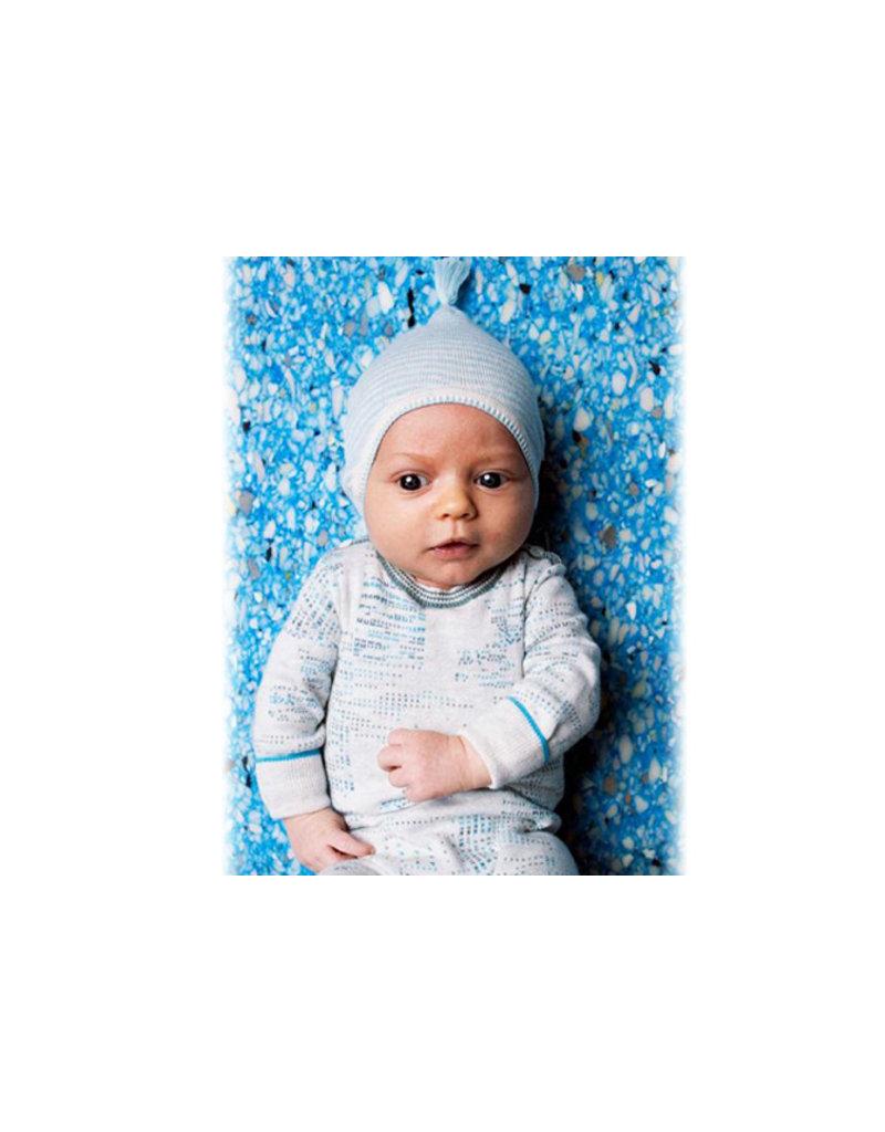 Kidscase Kruippakje Joy - light blue