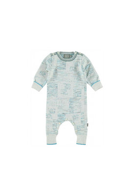 Kidscase Kruippakje Joy - light blue