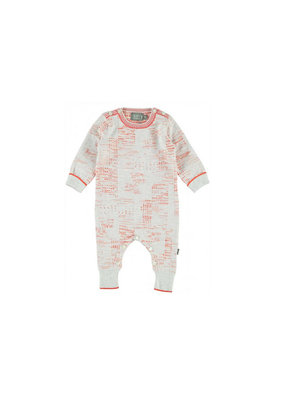 Kidscase Kruippakje Joy - light pink