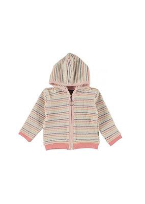 Kidscase Riza organic jacket - pink
