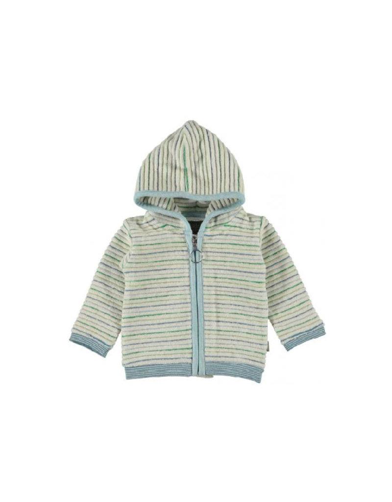 Kidscase Riza organic jacket - light blue