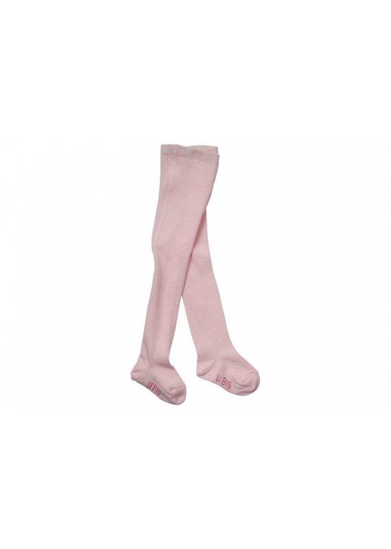 Le Big Kousenbroek voor baby's met kabel - powder pink