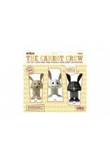 Mibo Carrot crew - multi color