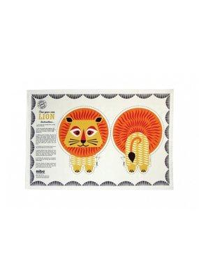 Mibo Creatieve vaatdoek - leeuw