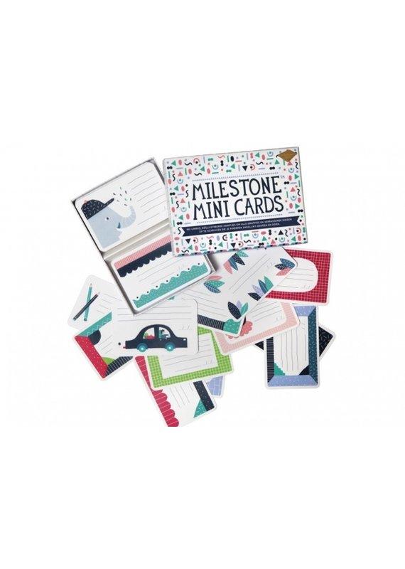 Milestone Baby Cards Mini cards