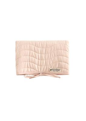 Nobodinoz Verzorgingsmatje Marbella Pure - Bloom pink