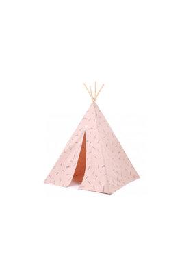 Nobodinoz Phoenix tipi Blue secrets - misty pink