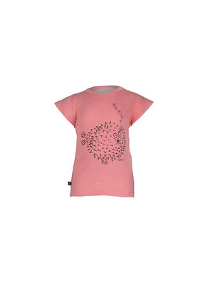 nOeser T-shirt blowfish - pink
