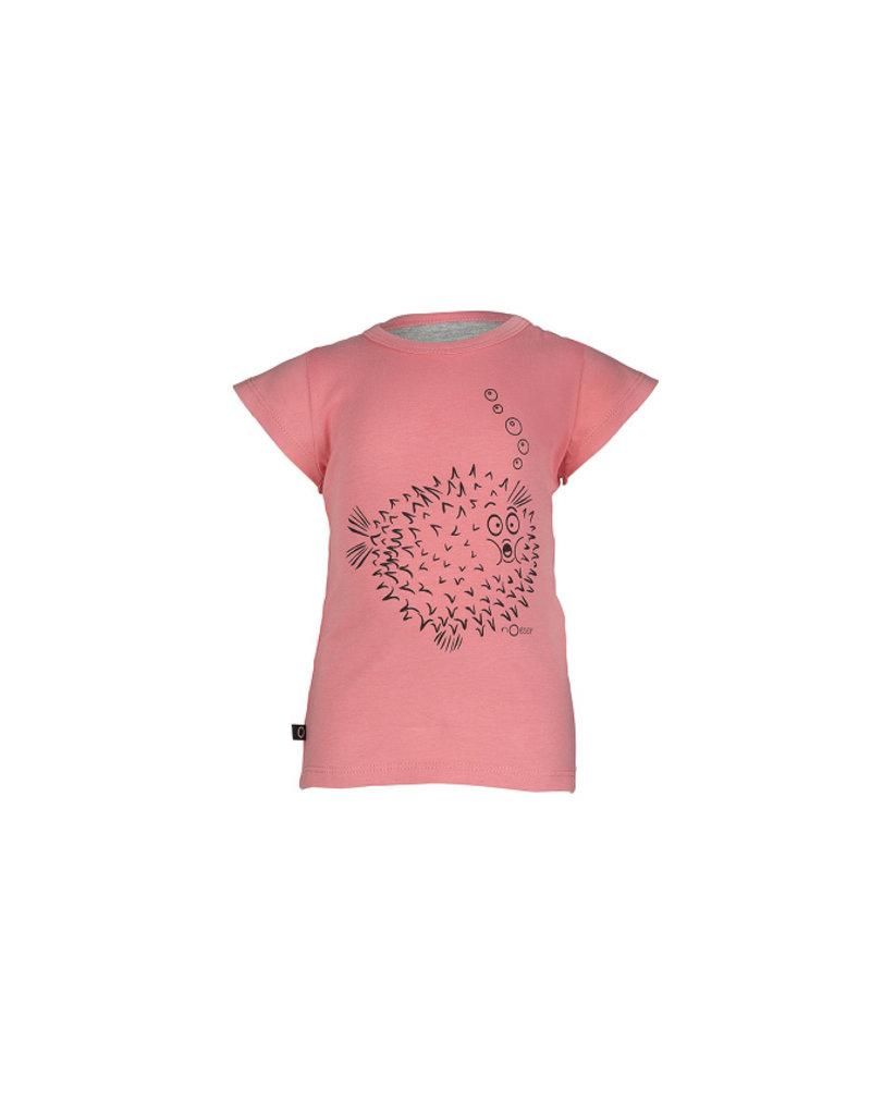 nOeser T-shirt blowfish - pink
