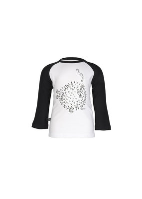 nOeser Raf raglan blowfish