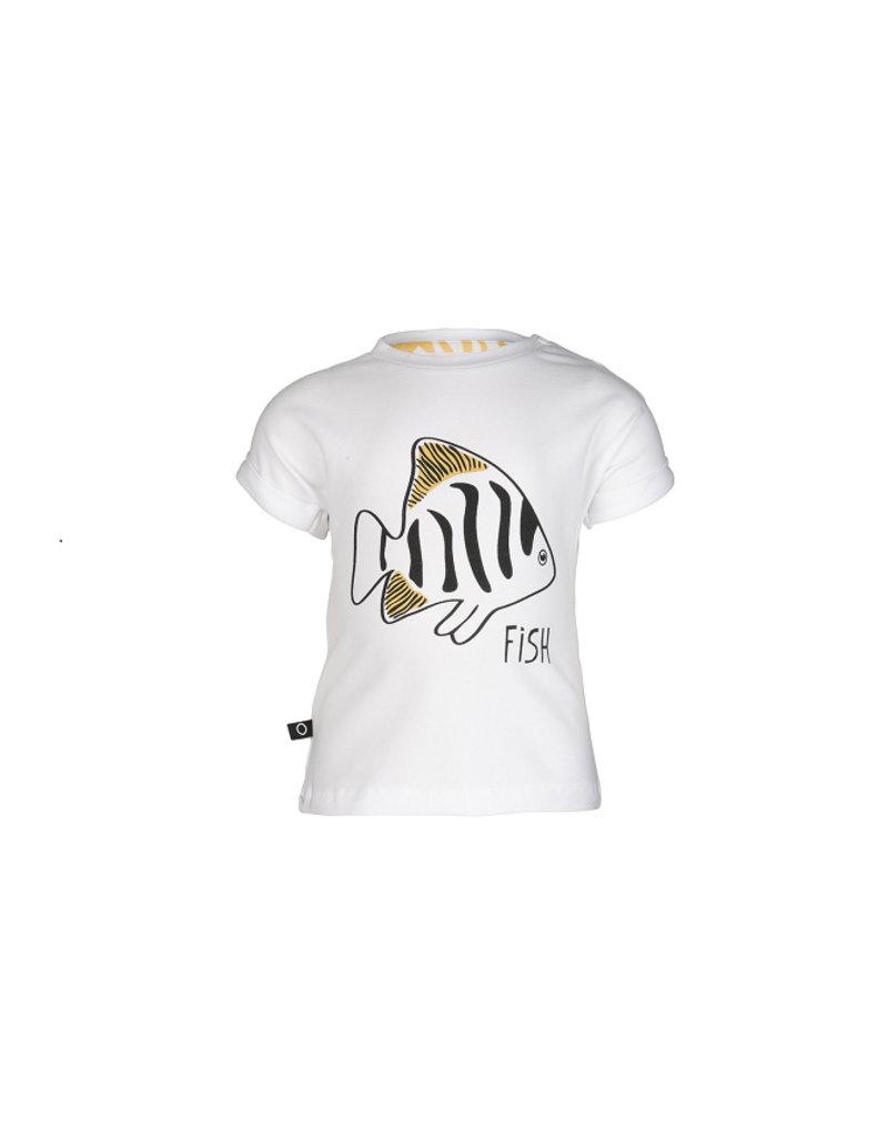 nOeser T-shirt tom hipster fish