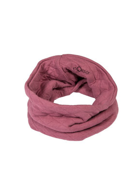 nOeser Ronde sjaal fly away - raspberry