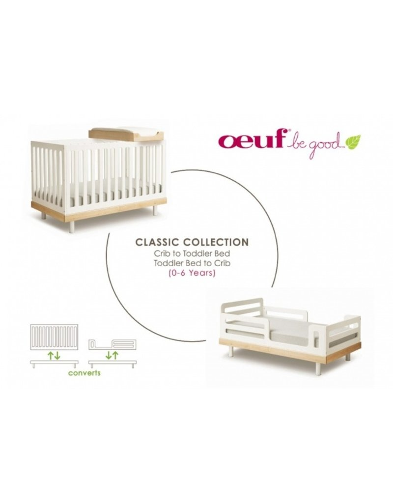 Oeuf NYC Classic conversion kit