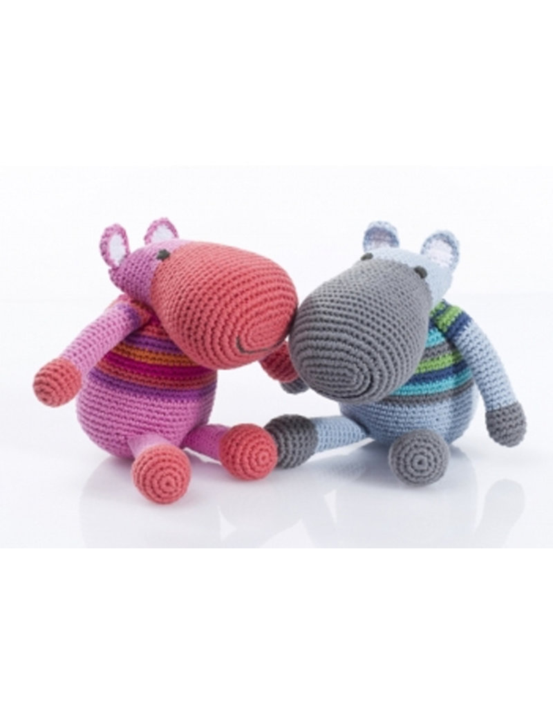Pebble Rammelaar   nijlpaard