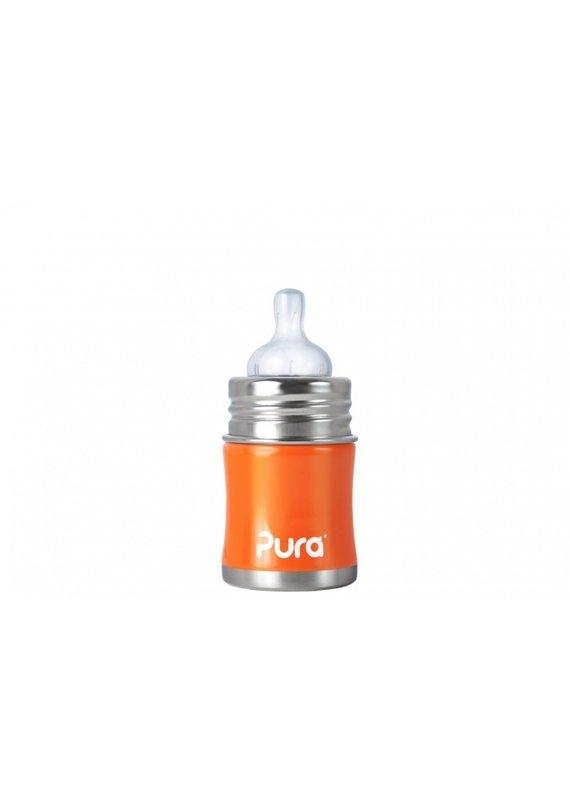 Pura Trendy babyfles 150 ml - orange