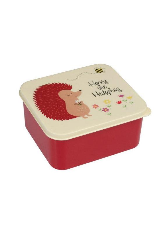Rex international Lunchbox Honey the Hedgehog