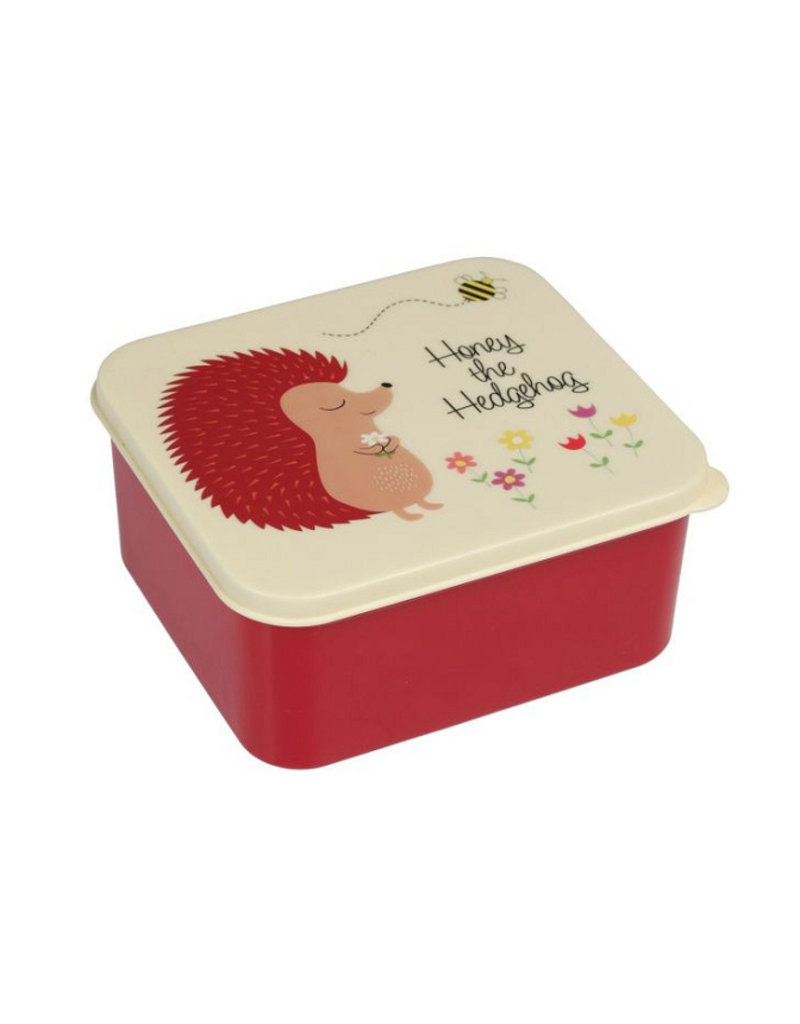 Rex international Lunchbox Honey the Hedgehog