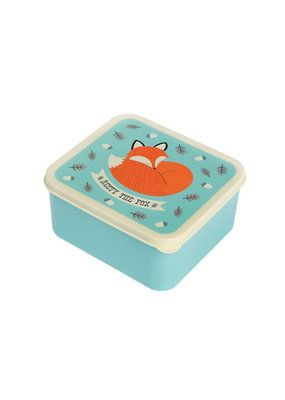 Rex international Lunchbox Rusty the Fox