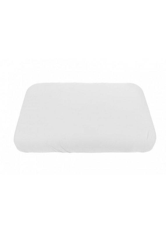 Sebra Hoeslaken voor Kili bed 70x150 cm - wit