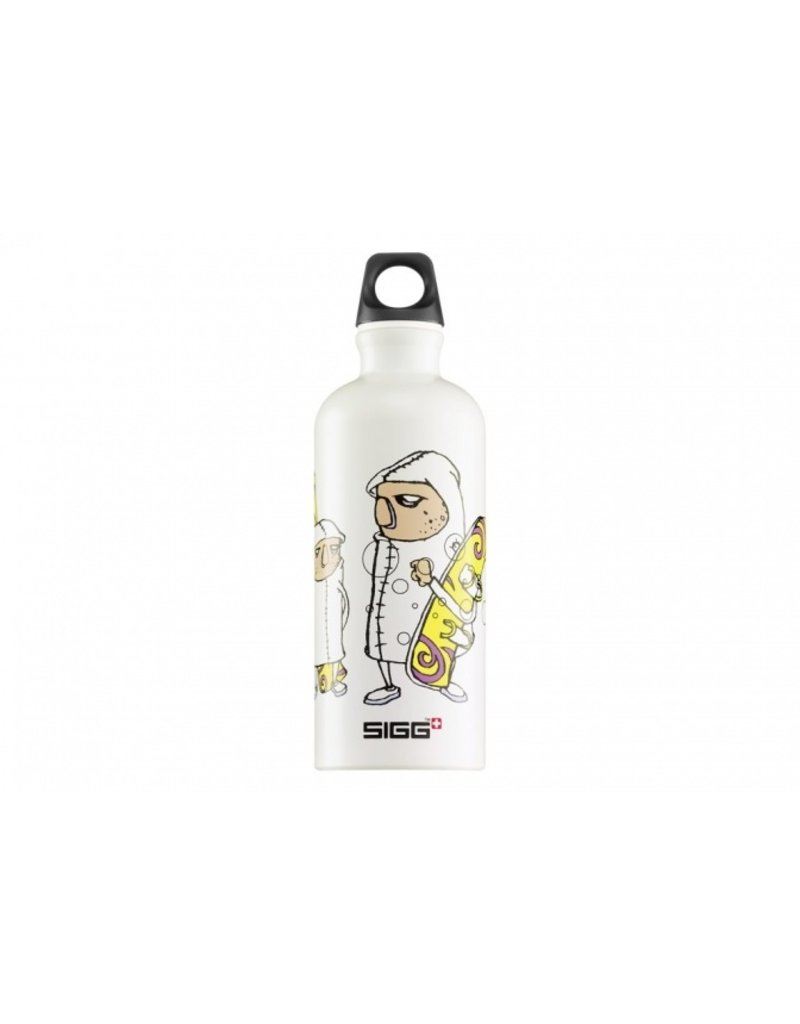 Sigg Eco drinkfles draaidop 600ml - radical man