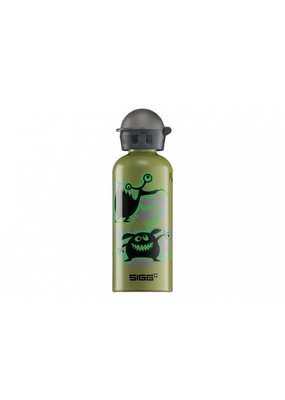 Sigg Eco drinkfles 600ml - paranormals