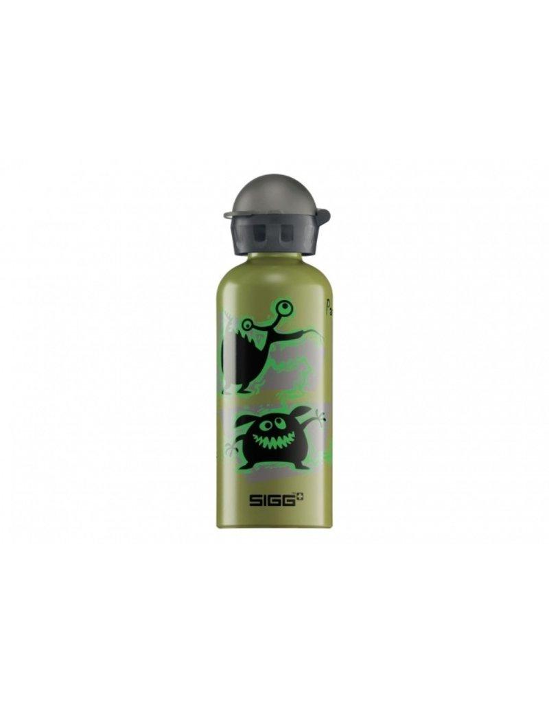 Sigg Eco drinkfles 600ml - paranormals