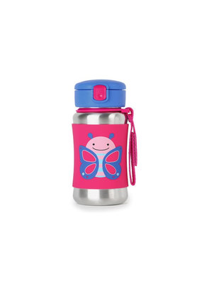 Skip*Hop Zoo drinkfles (sports bottle) - vlinder