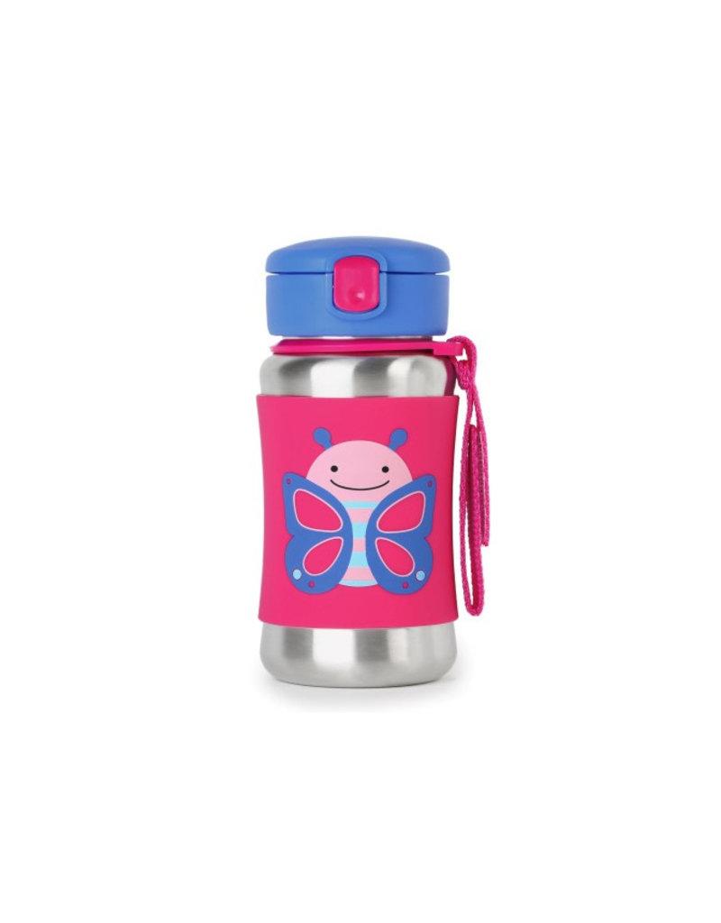 Skip*Hop Zoo drinkfles (sports bottle) - vlinder