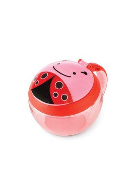 Skip*Hop Snackdoosje anti-lek - ladybug