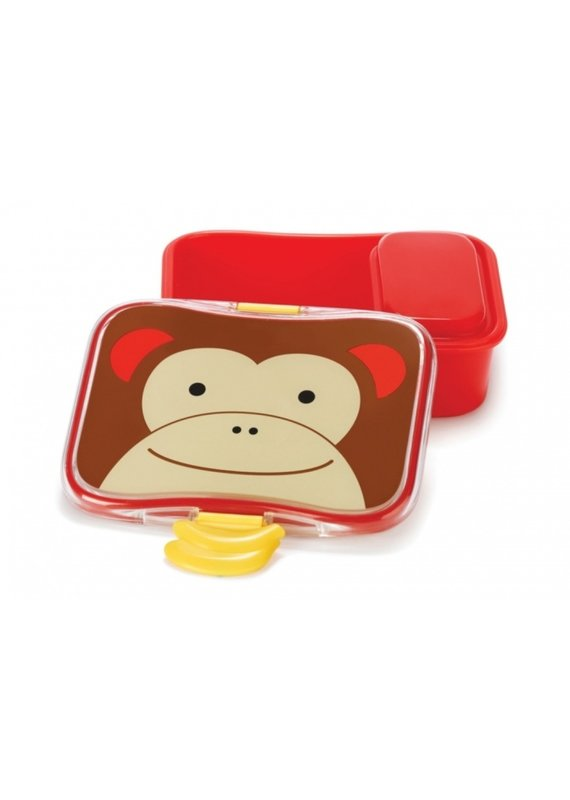 Skip*Hop Brooddoos met extra snackdoosje - aap
