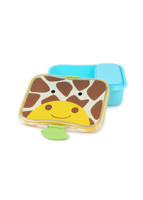 Skip*Hop Brooddoos met extra snackdoosje - giraf