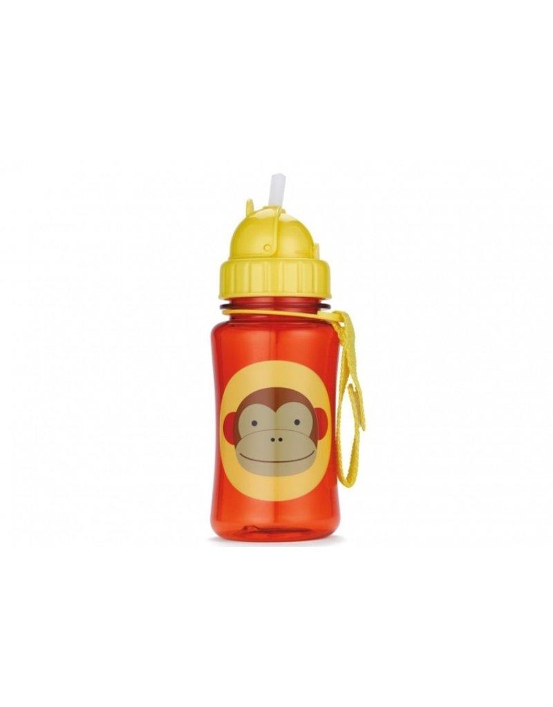 Skip*Hop Drinkfles diertjes - aap