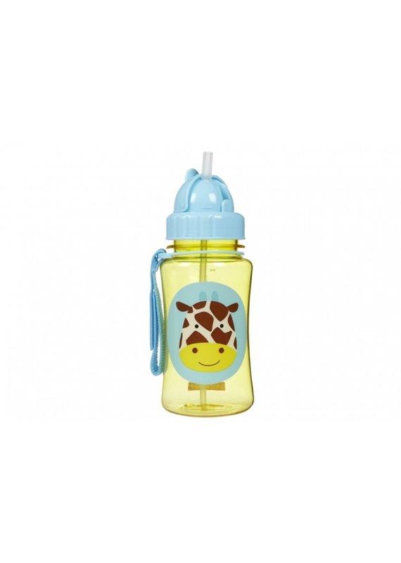 Skip*Hop Drinkfles diertjes - giraf
