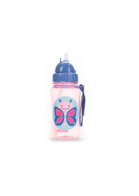 Skip*Hop Drinkfles diertjes - vlinder
