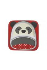 Skip*Hop Bord met ZOO diertjes - panda